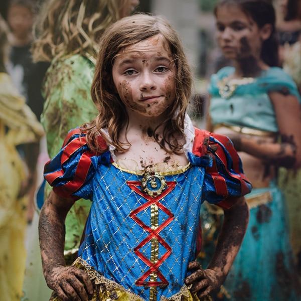 Disney's #DreamBigPrincess Photography Campaign