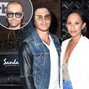 Cheryl Burke, Matthew Lawrence, Joey Lawrence