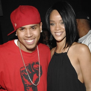 Rihanna, Chris Brown