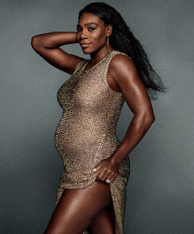 Serena Williams, Vogue