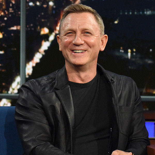 Daniel Craig, The Late Show, Stephen Colbert