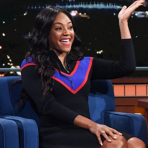 Tiffany Haddish, The Late Show