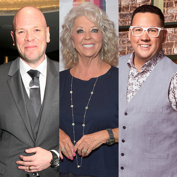 Celebrity Chefs' Weight Loss