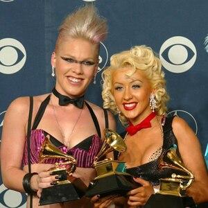 Christina Aguilera, Pink