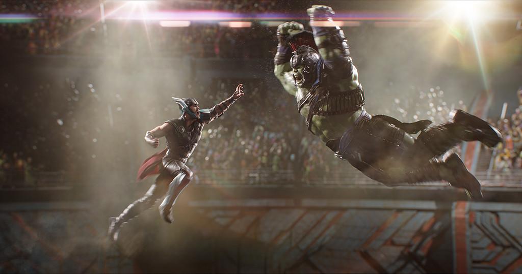 Thor Ragnarok, Chris Hemsworth, Mark Ruffalo