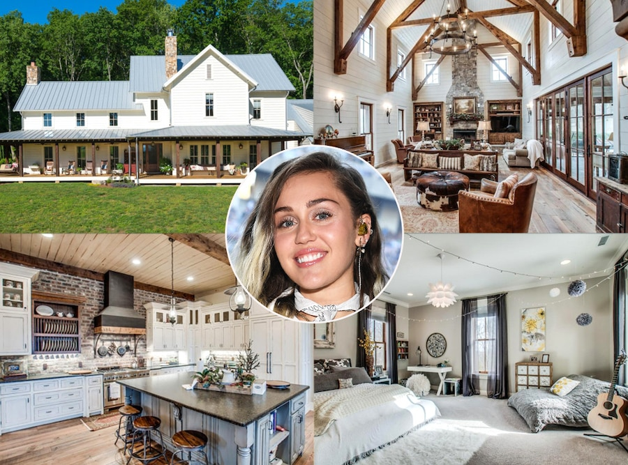 Miley Cyrus, Tennessee Real Estate