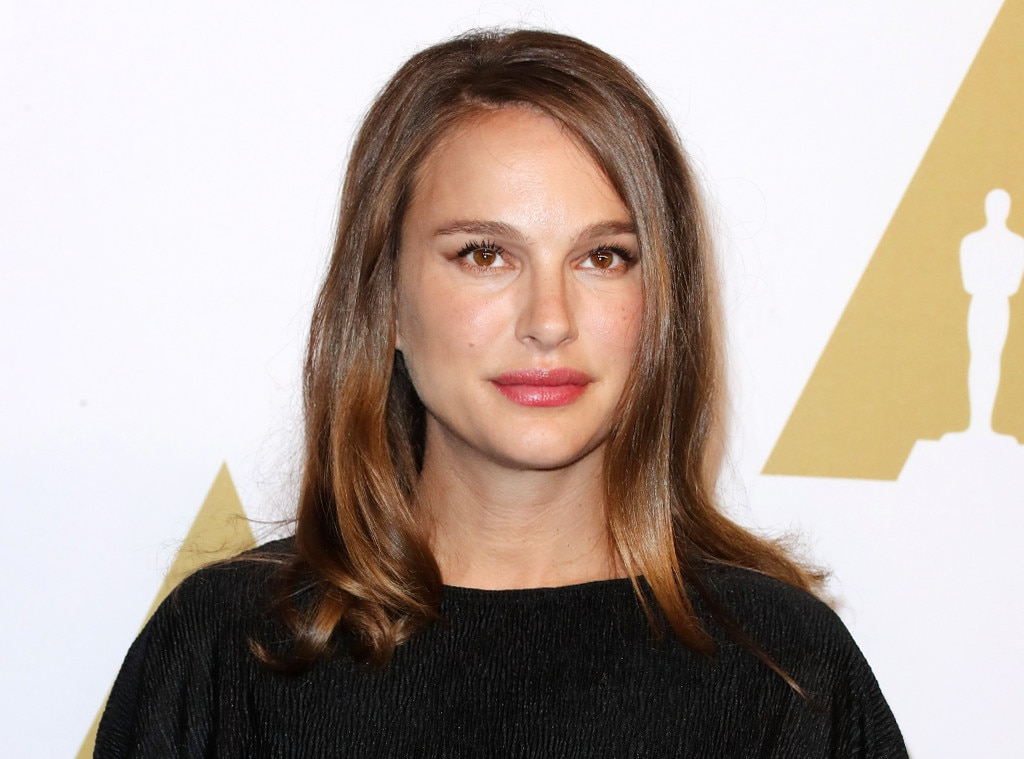 Natalie Portman Uses This App To Get Red Carpet-Ready