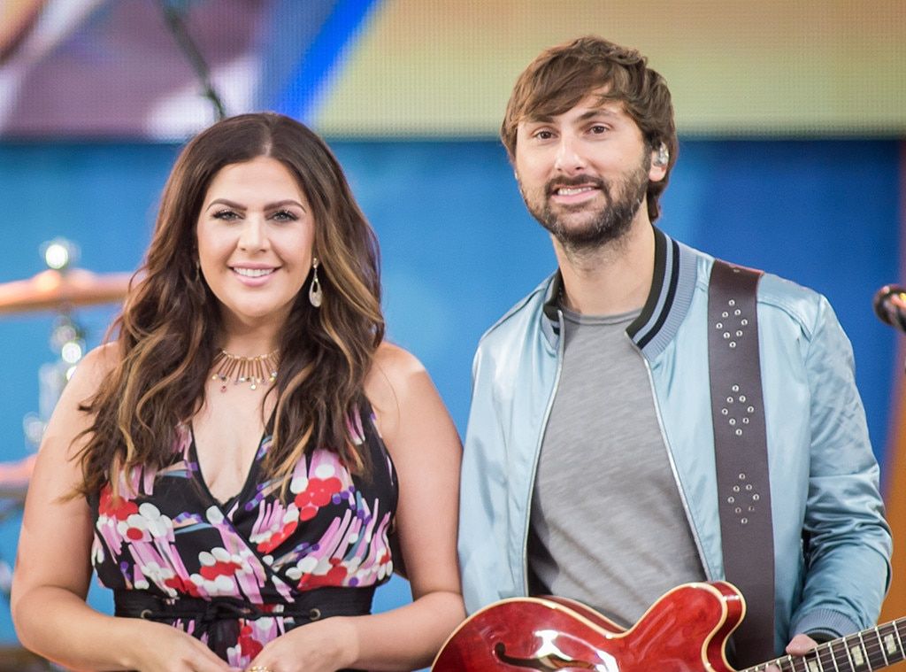 Lady Antebellum members Hillary Scott, Dave Haywood both expecting
