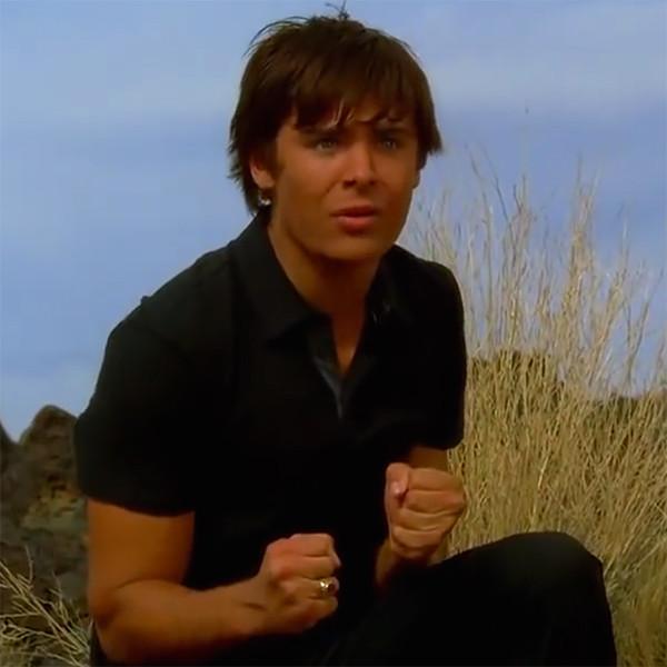 Zac Efron, High School Musical 2