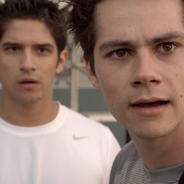 Teen Wolf, Tyler Posey, Dylan O'Brien