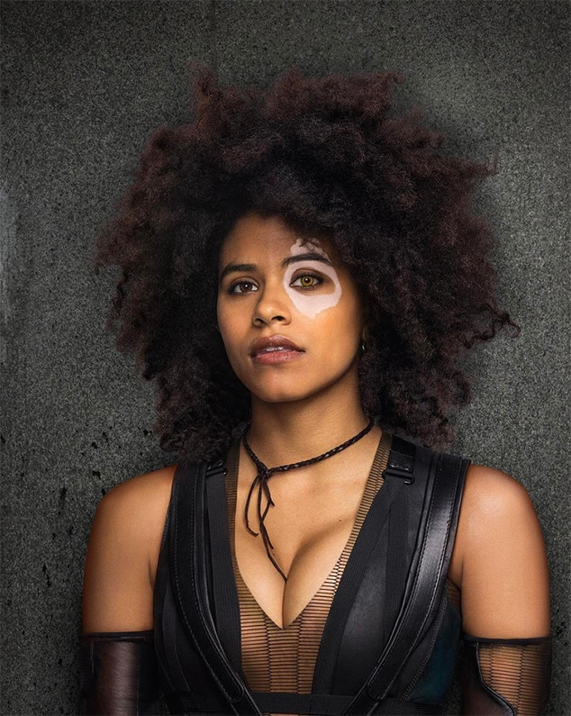 'Deadpool 2': Zazie Beetz Mourns Death of Her Stuntwoman