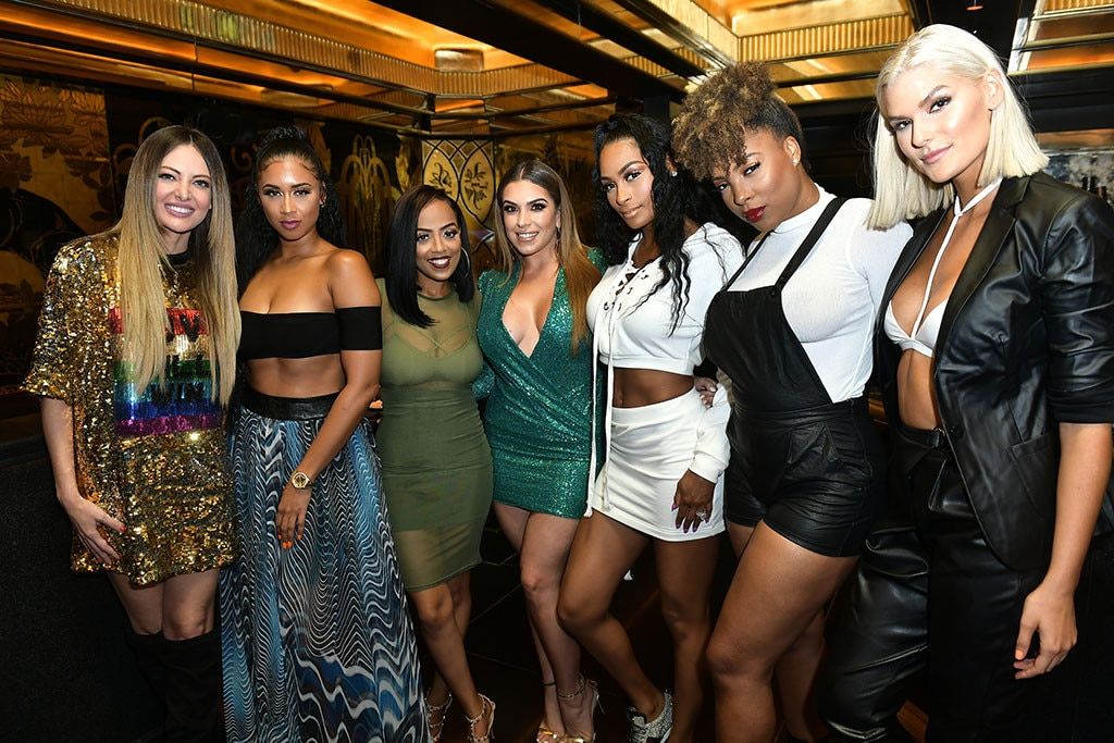 WAGS Miami Season 2 Party
