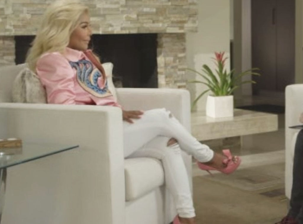 Lil' Kim, Tyler Henry, Hollywood Medium Finale
