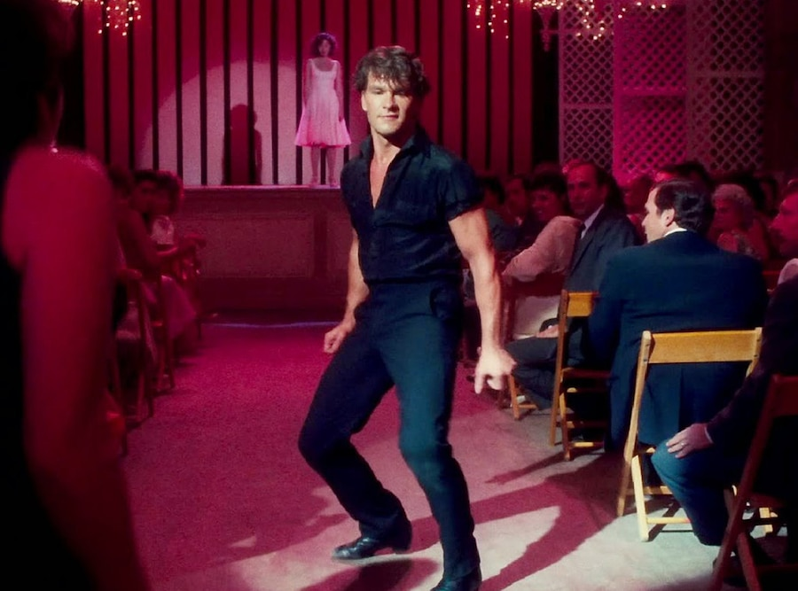 Dirty Dancing, Patrick Swayze