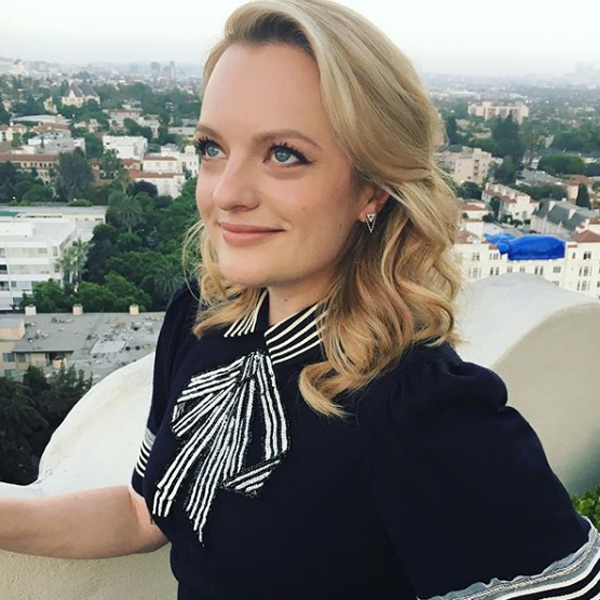 Elisabeth Moss Makes Rare Comment in Defense of Scientology