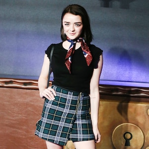 ESC: Maisie Williams