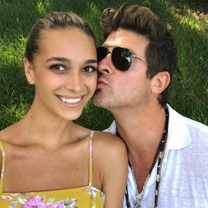Robin Thicke, April Love Geary