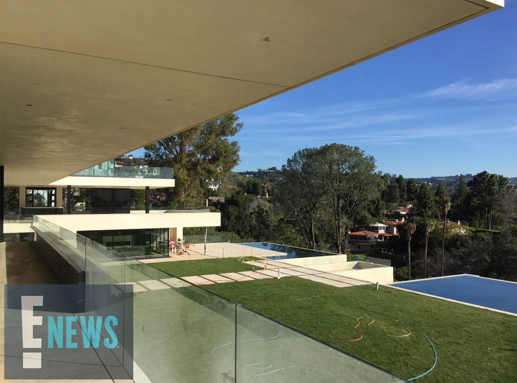Jay Z, Beyonce, Bel Air House photos