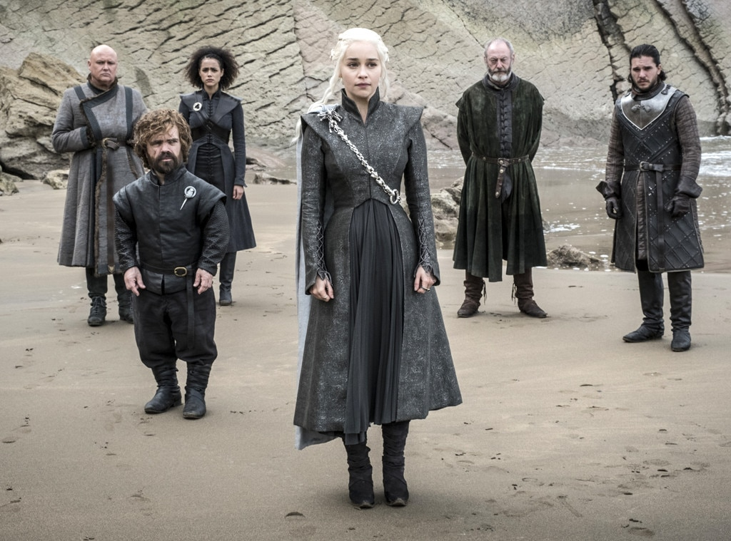 Game of Thrones fans lose it after spotting mystery ghost
