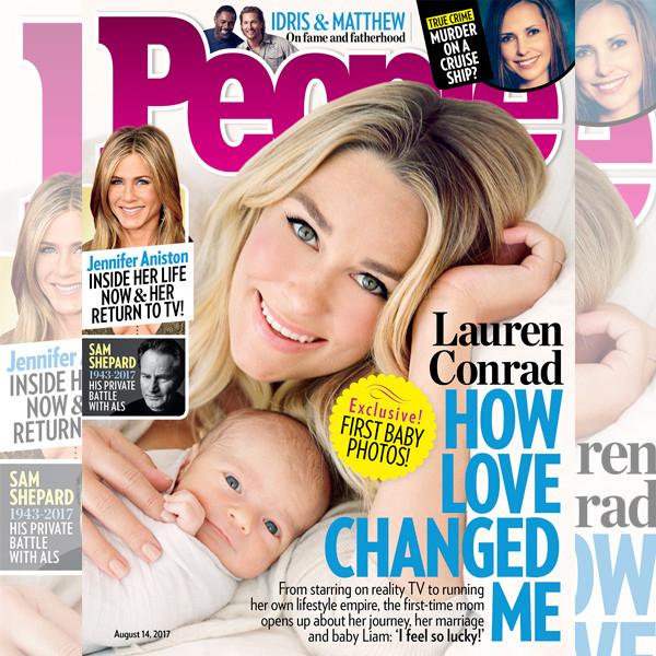 Lauren Conrad, Liam Tell, People