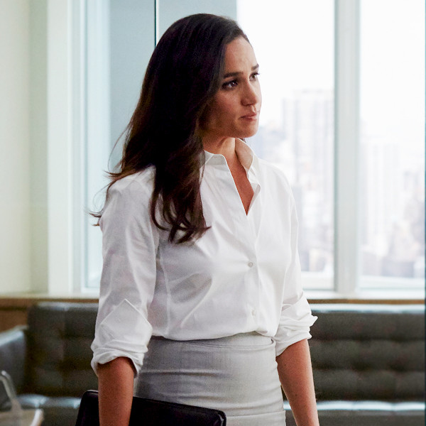 ESC: Meghan Markle, Suits