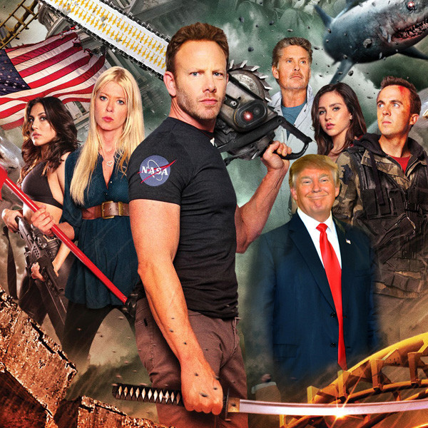 Donald Trump, Sharknado 3