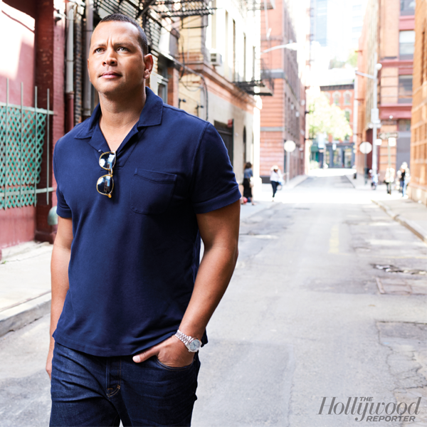 Alex Rodriguez, The Hollywood Reporter