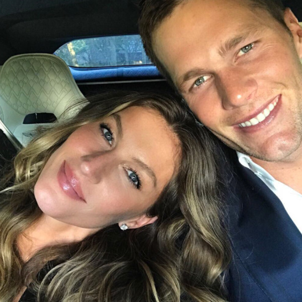 Tom Brady, Gisele Bundchen, Instagram