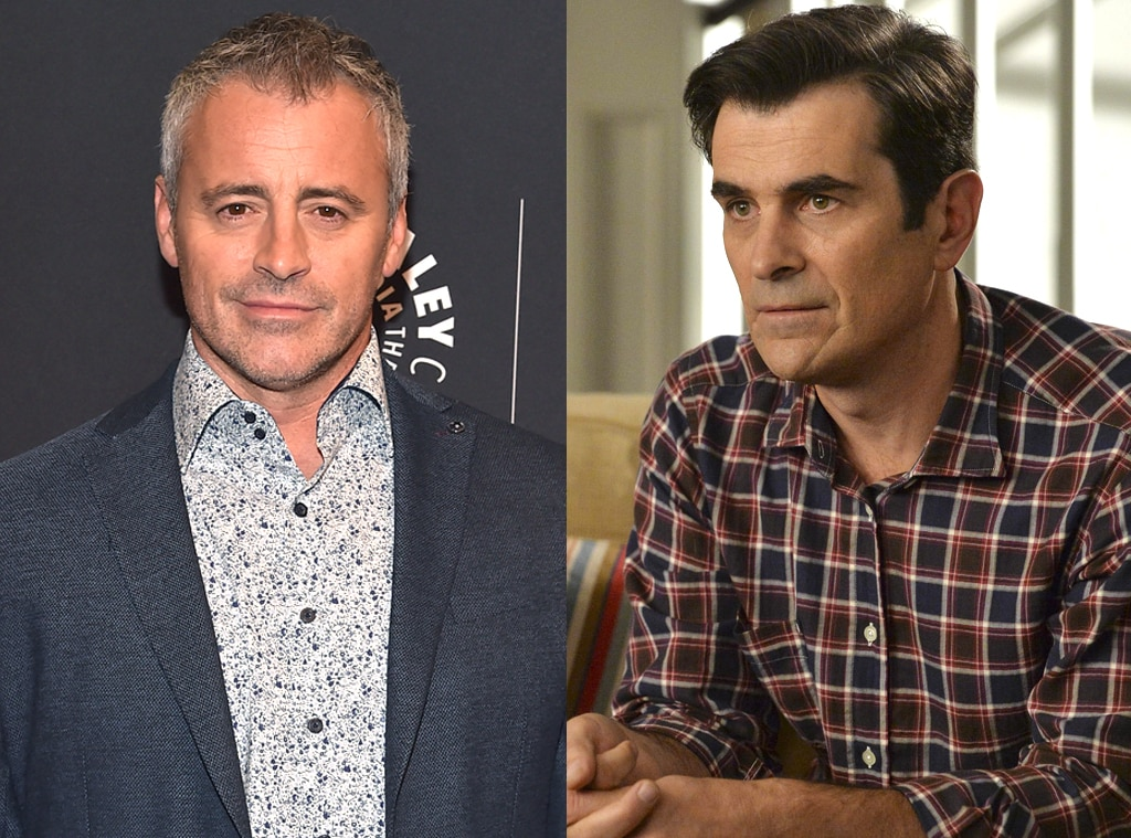 Matt LeBlanc turned down Modern Family