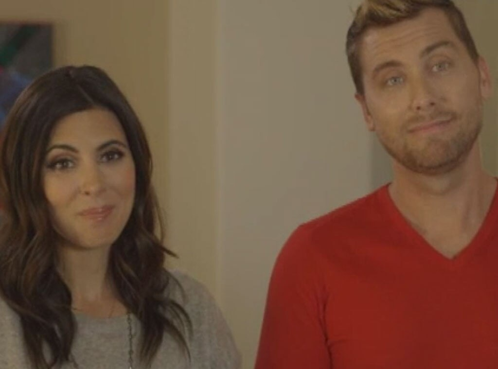 Lance Bass, Jamie Lynn Sigler, Hollywood Medium, Tyler Henry
