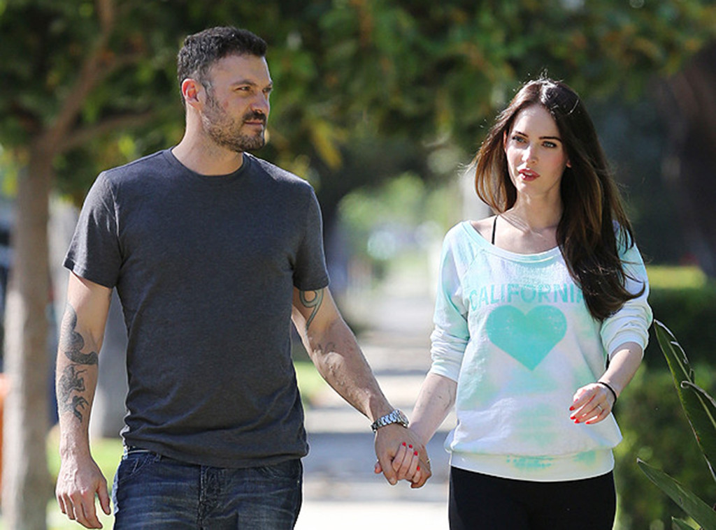 Brian Austin Green, Megan Fox