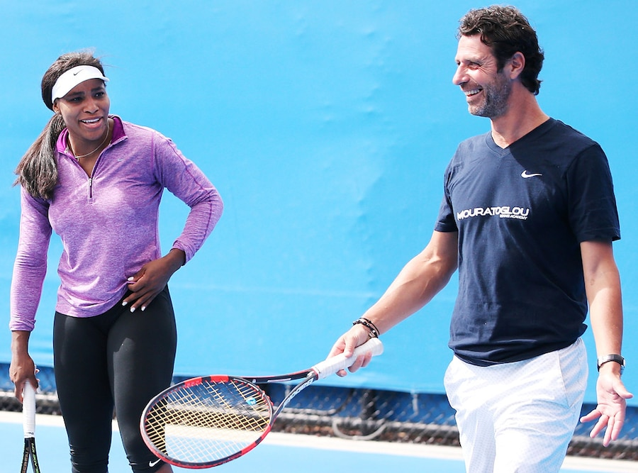 Serena Williams, Patrick Mouratoglou