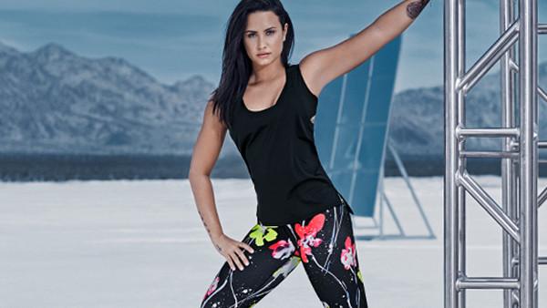ESC: Demi Lovato, Fabletics