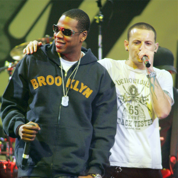 Jay-Z, Chester Bennington