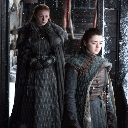 rs 600x600 170821071548 600.game of thrones ep 6 2.ch.082117 - Maisie Williams Knows How Game of Thrones Ends ... And So Does Her Mom!