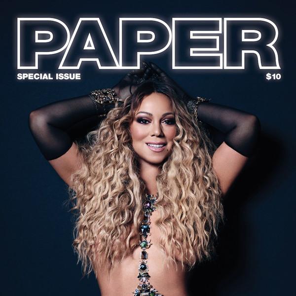 Mariah Carey, Paper Magazine