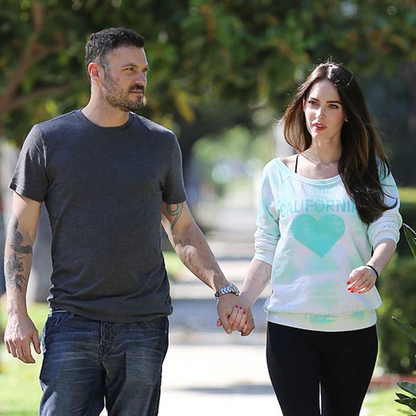 Brian Austin Green, Megan Fox