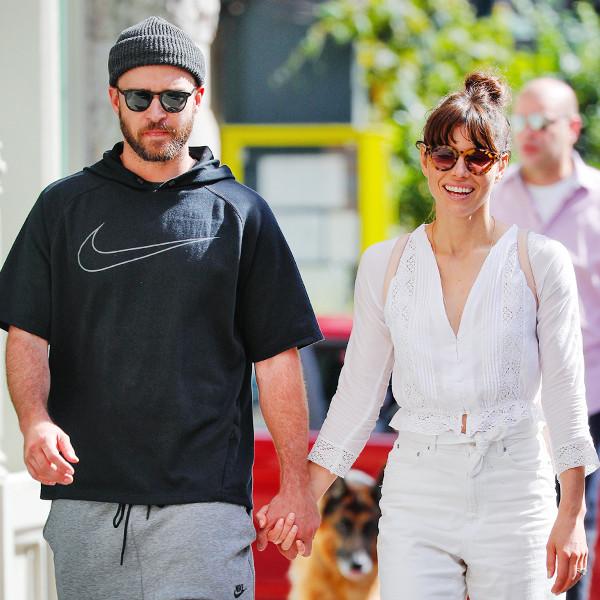 ESC: Justin Timberlake, Jessica Biel