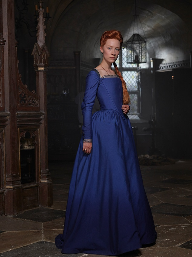 Saoirse Ronan, Mary Queen of Scots