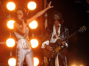 Katy Perry, Joe Perry, 2009 MTV Video Music Awards, VMA