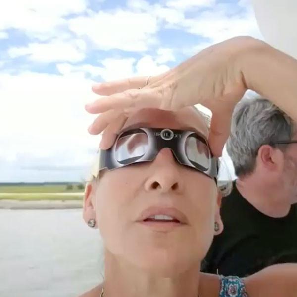 Sarah Jessica Parker, Solar Eclipse