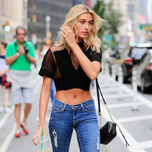 ESC: Best Dressed, Hailey Baldwin