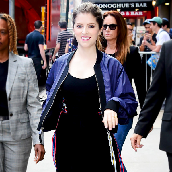 ESC: Dare to Wear, Anna Kendrick