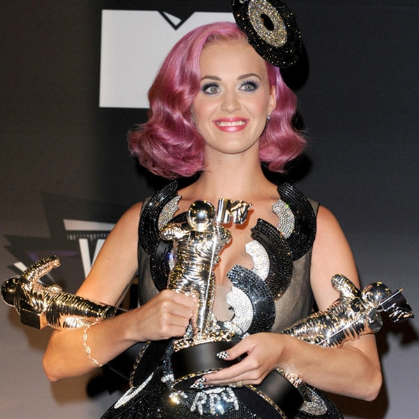 Katy Perry's Unforgettable MTV Video Music Award Moments