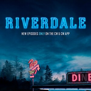 Riverdale Key Art season 2
