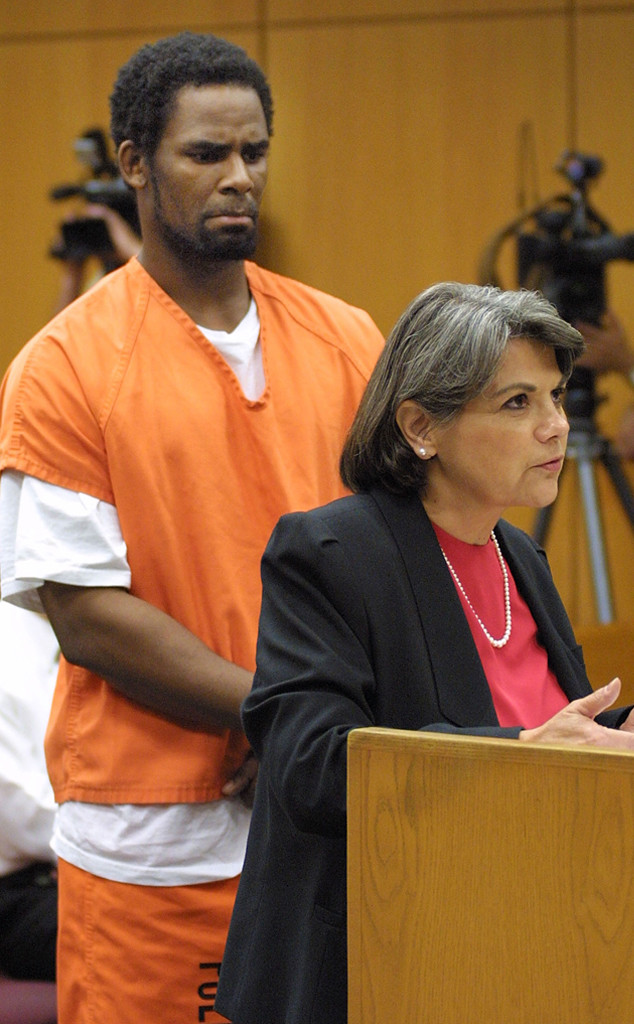 R. Kelly Court, Trial