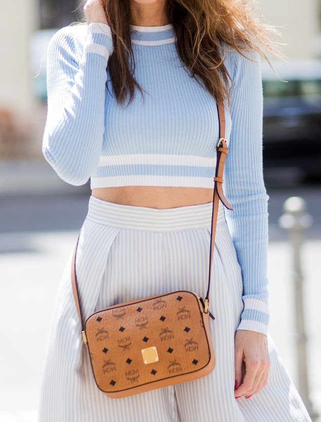 25 Crop Tops You Can (and Should) Transition Into Your Fall Wardrobe