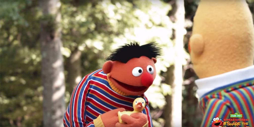 """<i>Sesame Street</i> Parody of """"Despacito"""""""