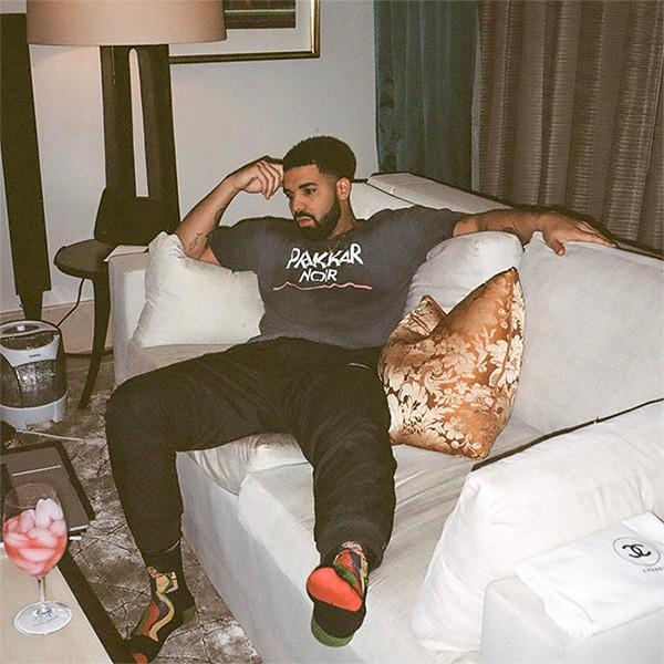 Drake, Socks
