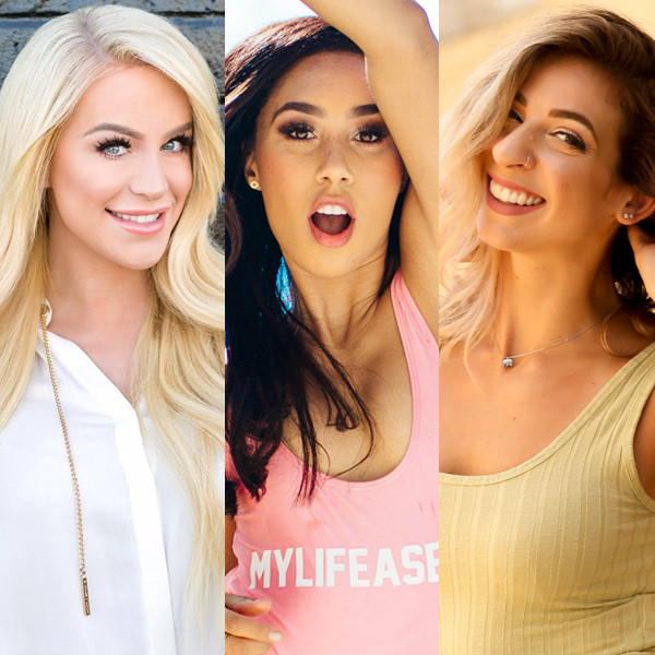 Gigi Gorgeous, Eva Gutowski, Gabbie Hanna, TRL's Social Media Correspondents